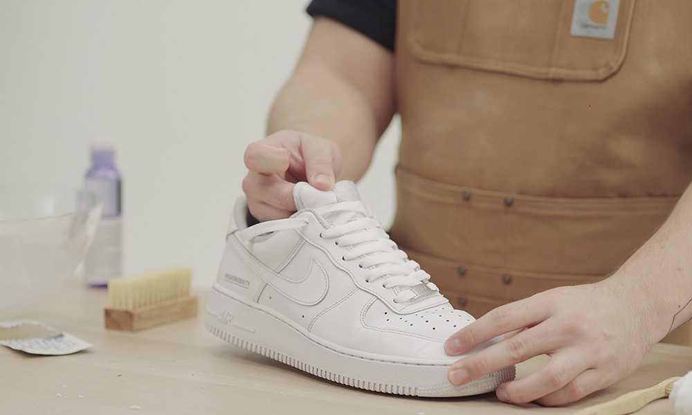 Clean Your Sneakers